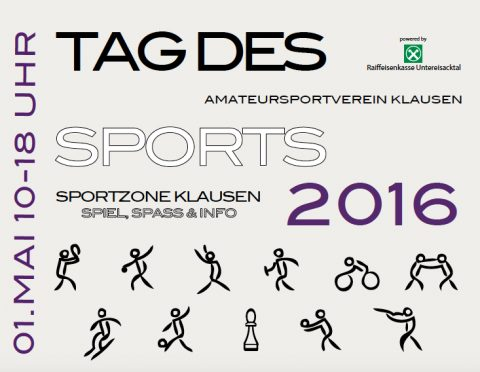 Tag des Sports 2016