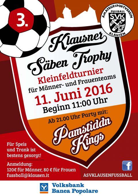 Klausner Säben Trophy 2016